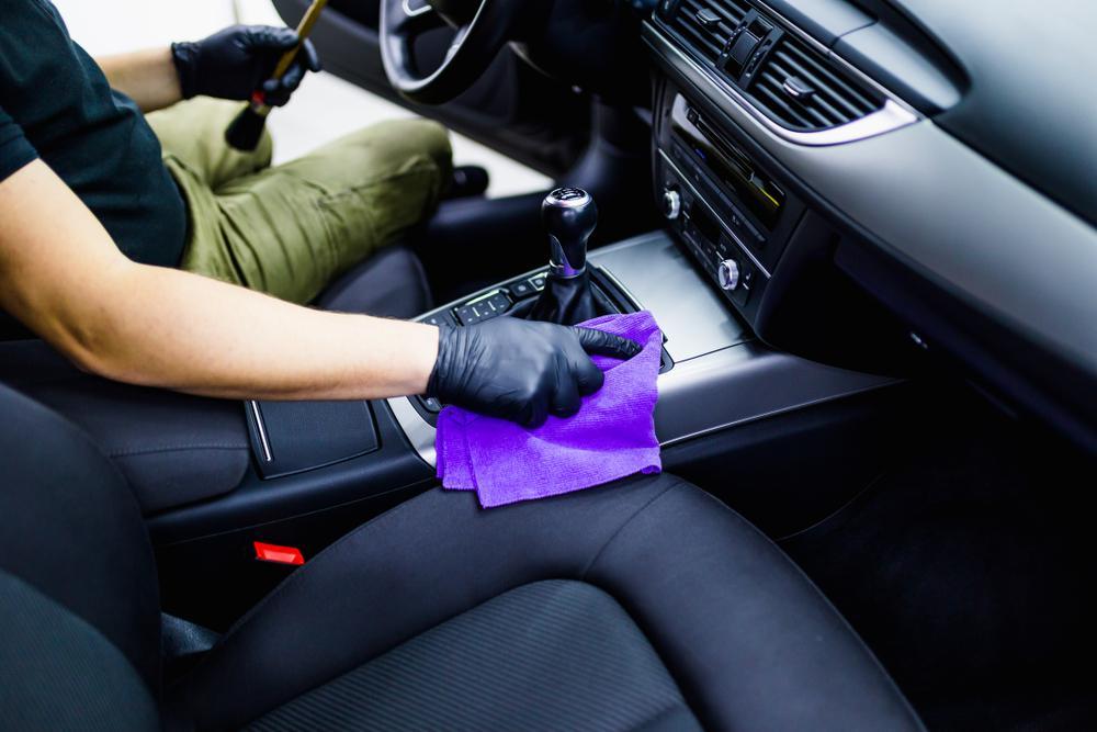 Sobota - czas dla wnętrza Twojego samochodu!