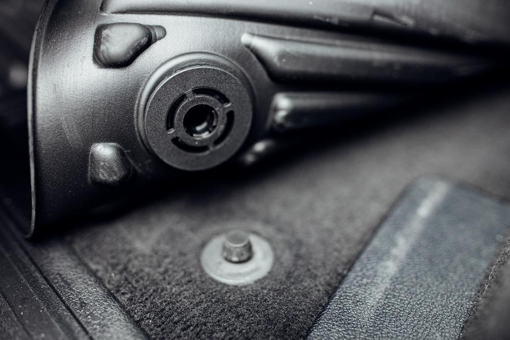 Dywaniki samochodowy gumowy no.77 Frogum