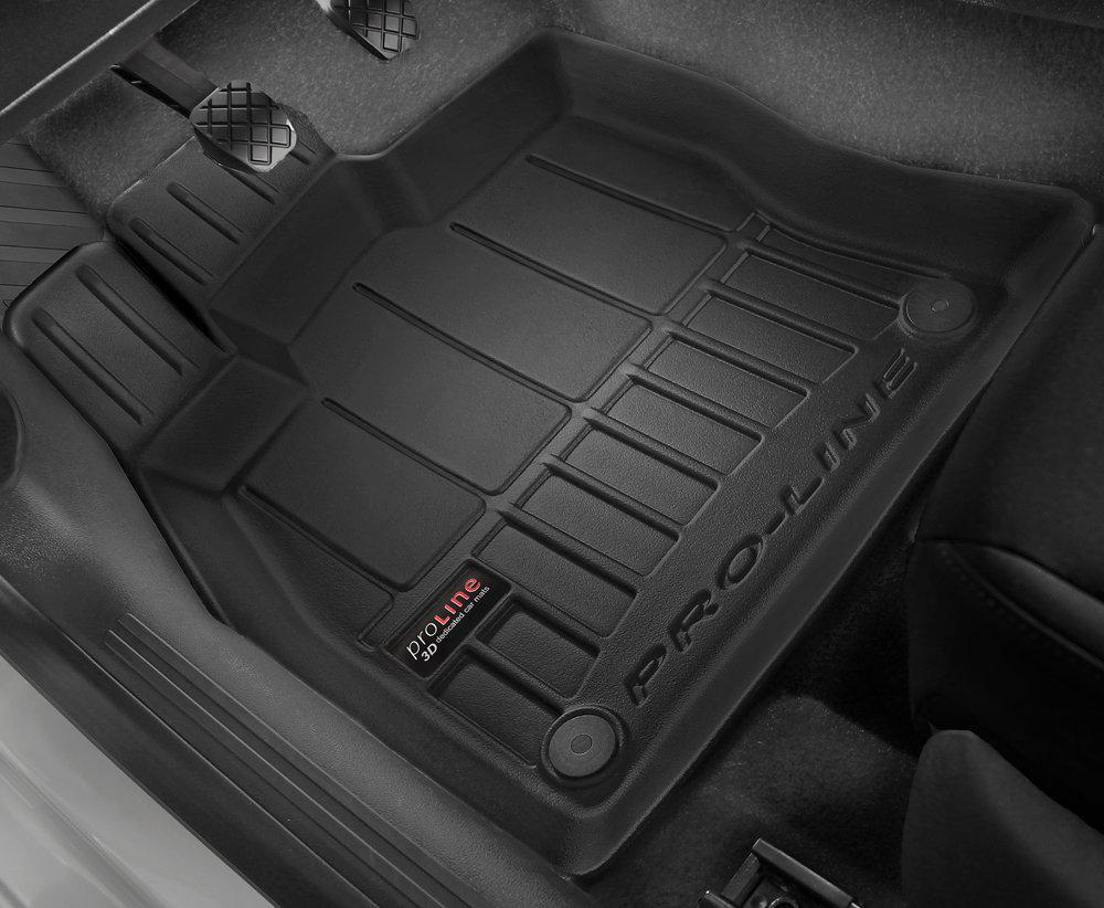 Dywaniki gumowe samochodowe Peugeot 207
