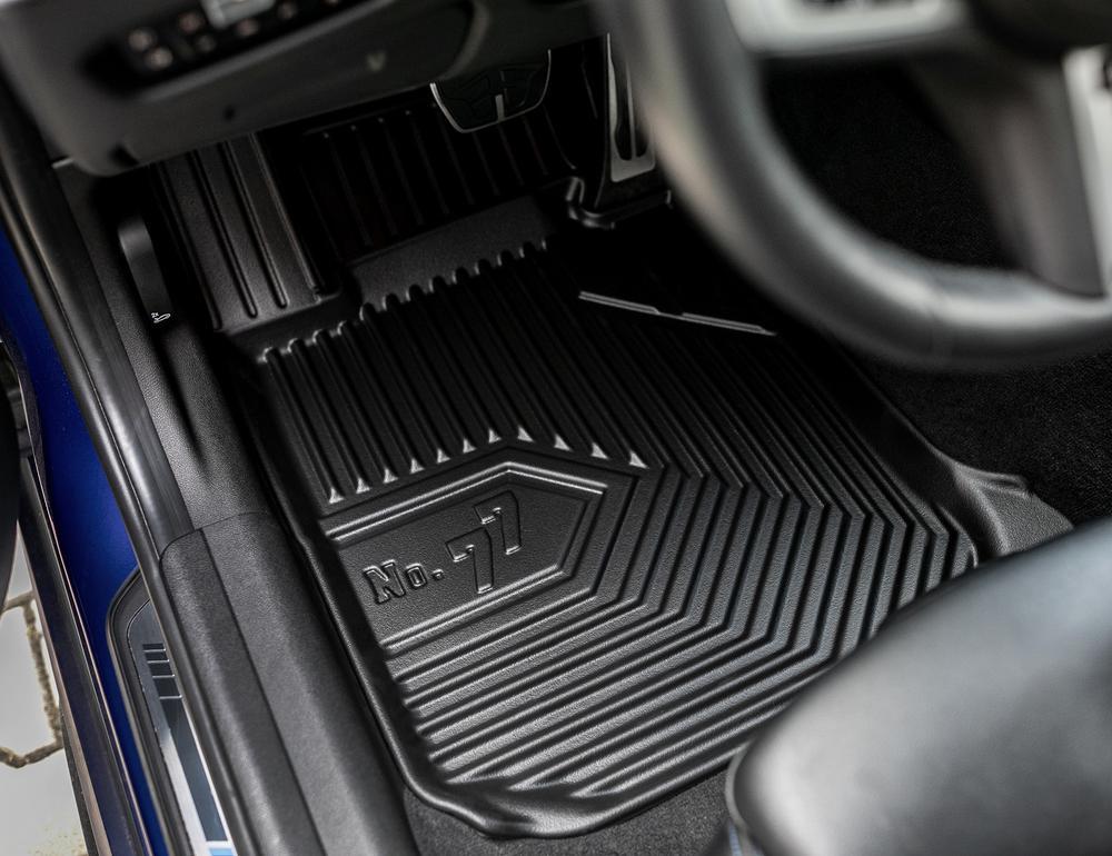 Dywaniki gumowe samochodowe AUDI A4 B9