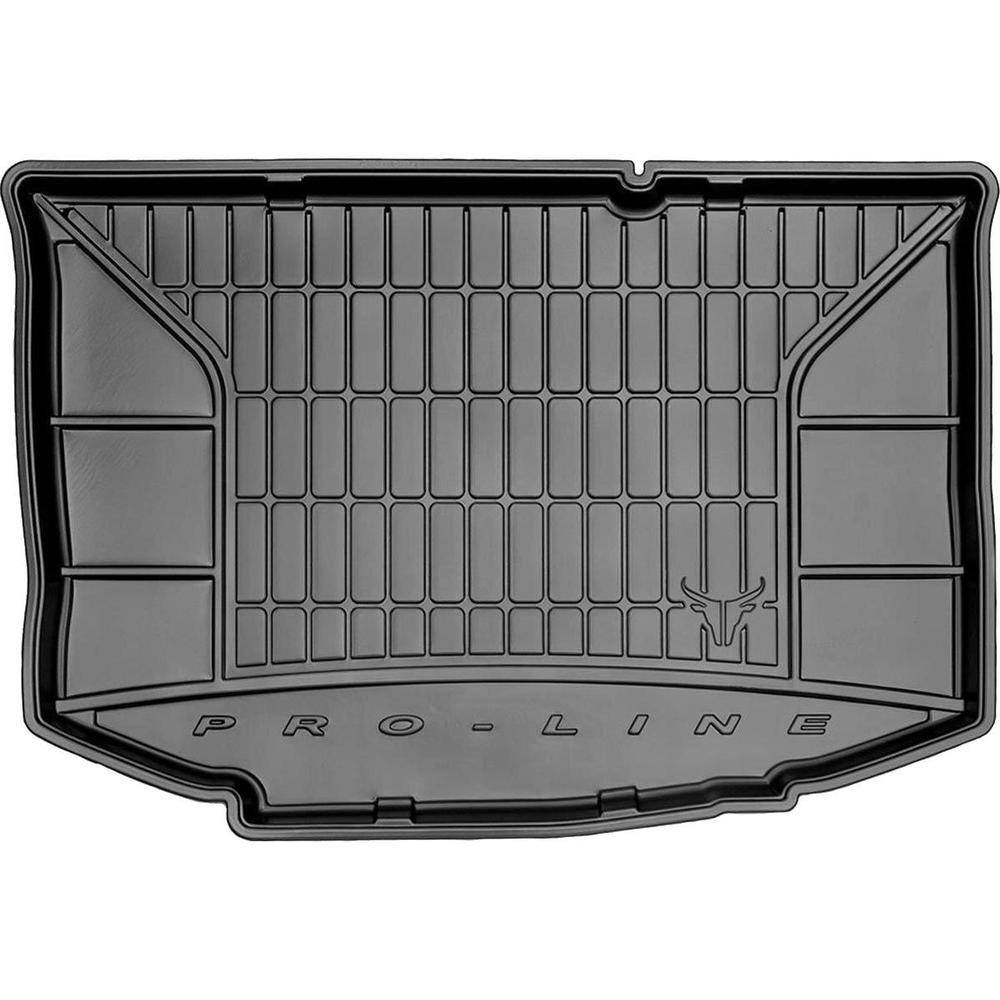 Mata do bagażnika Ford Fiesta Mk VI (2008-2017) - Liftback