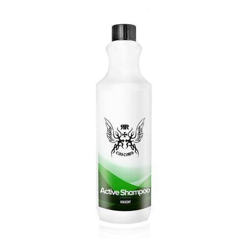 RRC Active shampoo 1L Kwaśny szampon