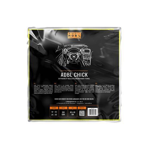 ADBL CHICK 40x40 cm Mikrofibra do zadań specjalnych