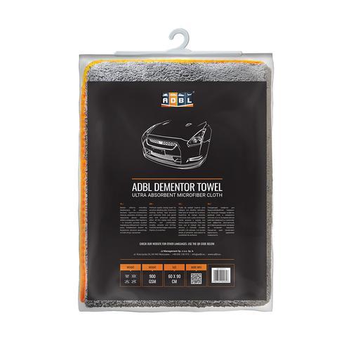 ADBL DEMENTOR TOWEL 60x90 cm Bardzo chłonny ręcznik do osuszania