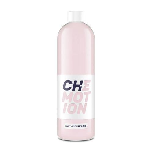 Chemotion Carnauba Creme 500ml - AIO politura na bazie naturalnego wosku Carnauba