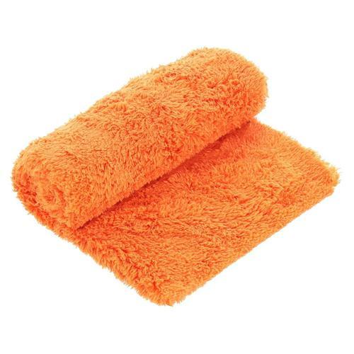 Chemotion Mikrofibra Lava Orange 40x40cm - puszysta z długim włosiem, cięta laserowo