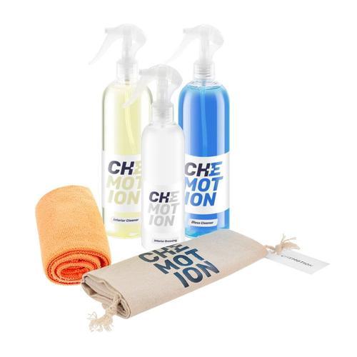 Chemotion Interior Set - zestaw do czyszczenia i pielęgnacji wnętrza