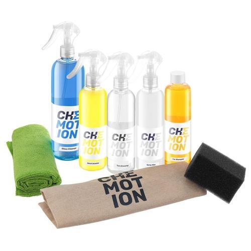 Chemotion Special Set - zestaw do zewnętrznej pielęgnacji samochodu