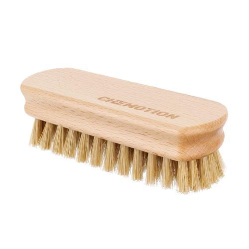 Chemotion Szczotka z naturalnym włosiem do czyszczenia tapicerki skórzanej