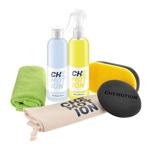 Chemotion Synthetic Set - zestaw do zabezpieczania lakieru na bazie wosku syntetycznego