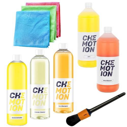 Chemotion zestaw detailingowy mycie i czyszczenie auta