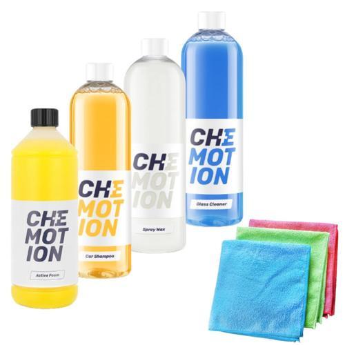 Chemotion zestaw detailingowy idealny zestaw do mycia i pielęgnacji