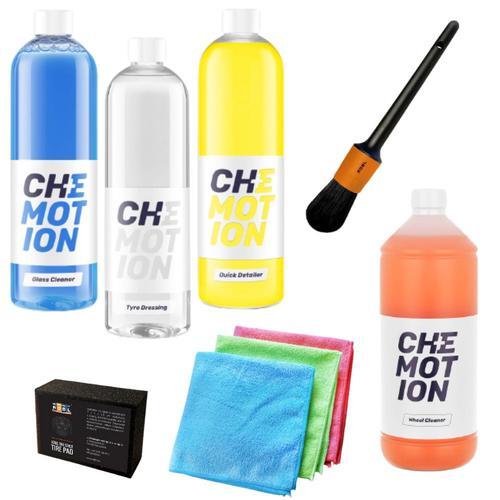 Chemotion zestaw detailingowy zewnętrzna pielęgnacja