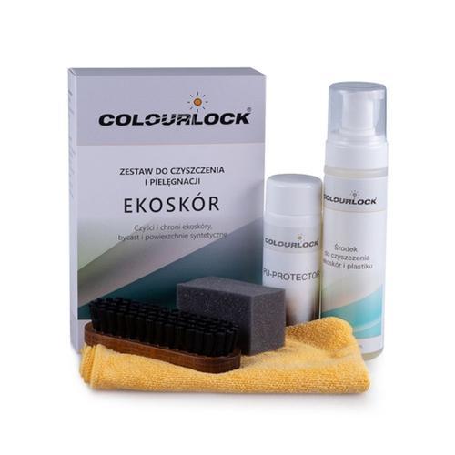 Zestaw do czyszczenia ekoskóry COLOURLOCK