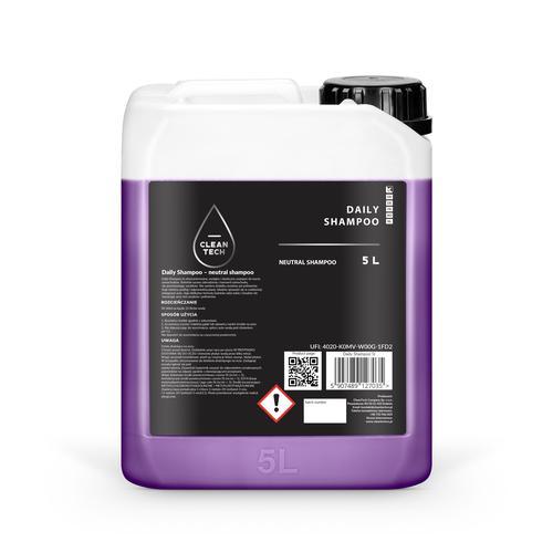 CleanTech Daily Shampoo 5L - szampon do codziennego mycia