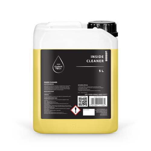 CleanTech INSIDE CLEANER 5L - gotowy środek do czyszczenia wnętrza