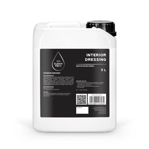 CleanTech Interior Dressing 5L - dressing do wnętrza