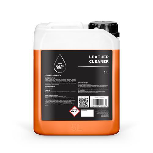 CleanTech Leather Cleaner 5L - środek do czyszczenia skóry