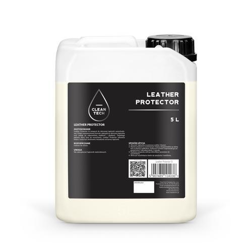 CleanTech Leather Protector 5L - środek do konserwacji skóry