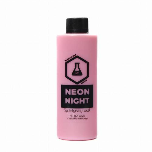 Manufaktura Wosku Neon Night 500ml - syntetyczny wosk w sprayu