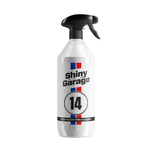 Shiny Garage Pure Black Tire Cleaner 1L Czyści opony i elementy gumowe