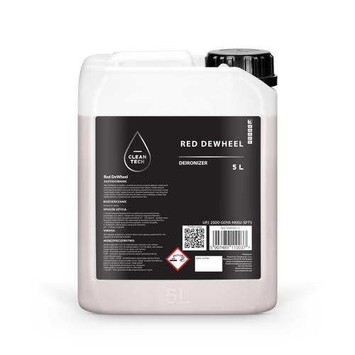 CleanTech Red DeWheel 5L – Deironizer