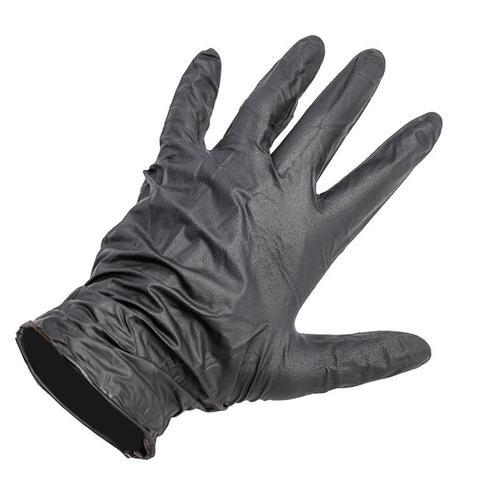 Rękawiczki gumowe rozmiar L (8-9)