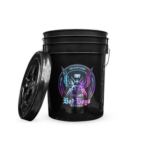 Bad Boys Detailing Bucket | Czarne wiadro 20l