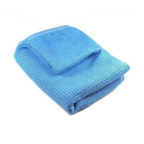 Ręcznik waflowy BLUE LAGOON do osuszania lakieru 80x60cm
