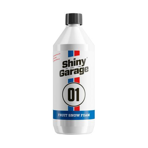 Shiny Garage Fruit Snow Foam 1L Neutralne pH Aktywna piana o zapachu owocowym