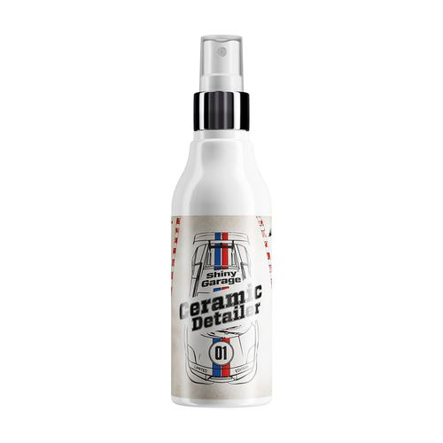 Shiny Garage ICY Ceramic Detailer 150ML Efekt suchego lakieru