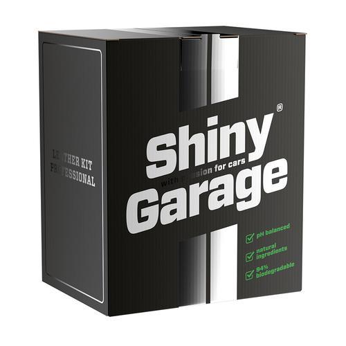 Shiny Garage Leather Kit Strong Zestaw do czyszczenia skóry