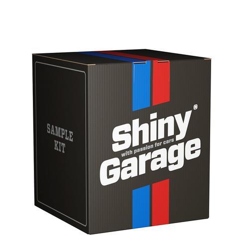 Shiny Garage Sample Kit Idealny zestaw kosmetyków na prezent