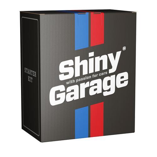 Shiny Garage Starter Kit Zestaw kosmetyków samochodowych