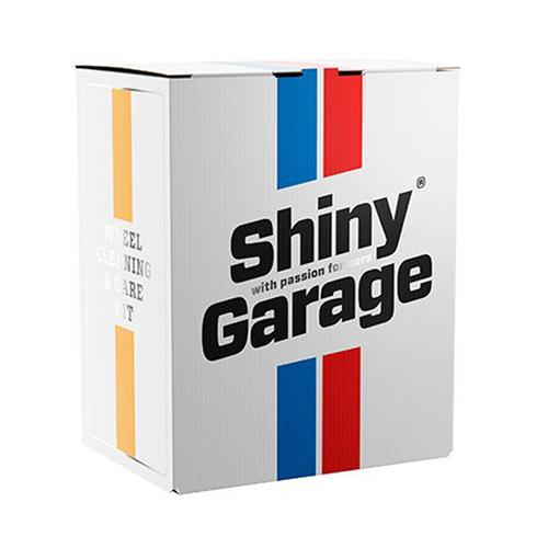 Shiny Garage Wheel Cleaning & Care Kit Zestaw do felg i opon