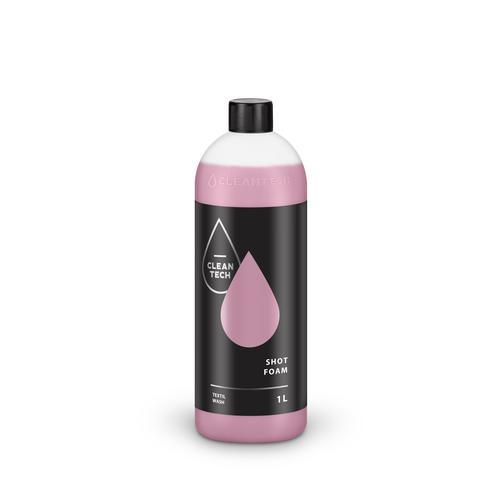 CleanTech Shot Foam 1L - środek do prania tapicerki