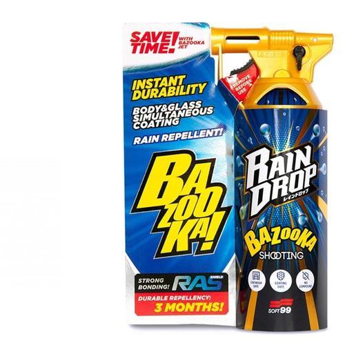 Soft99 Rain Drop 300ml preparat do impregnacji nadwozia - Powłoka ochronna w sprayu