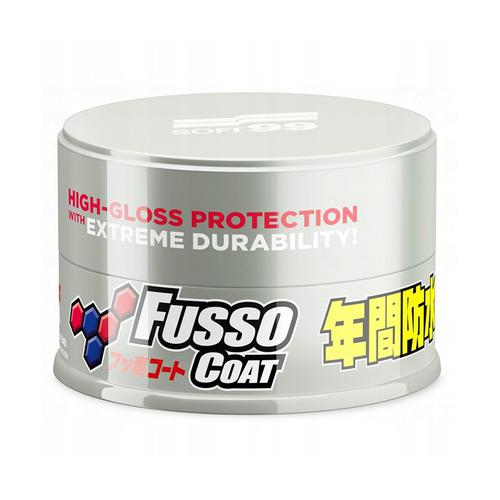 SOFT99 Fusso Coat 12 Months Light Wax