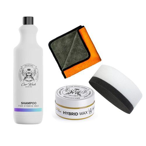 Zestaw do woskowania i pielęgnacji lakieru
