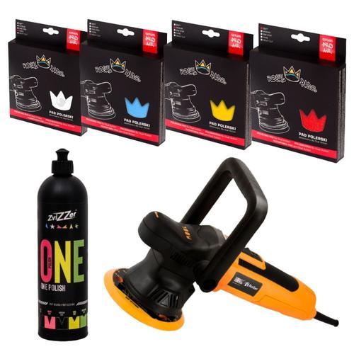 ADBL Roller DA09125-01+ Zestaw padów Royal Pads  + pasta Zvizzer