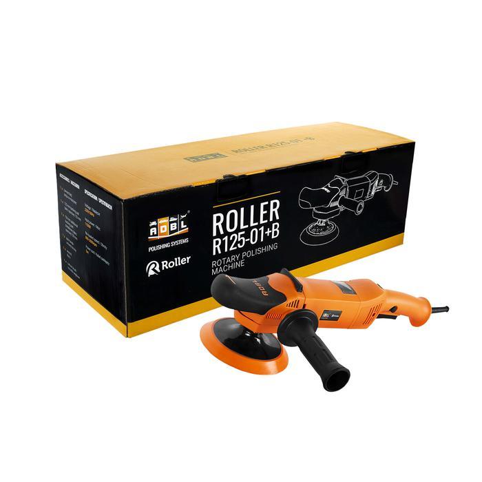 ADBL ROLLER R125-01 - Maszyna polerska rotacyjna 1150W