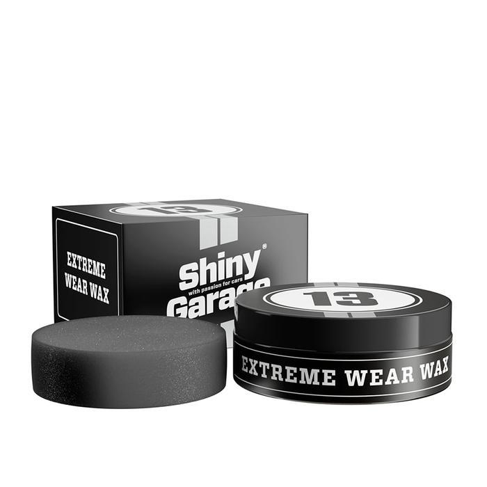 Shiny Garage Extreme Wear Wax 200g Wosk syntetyczny