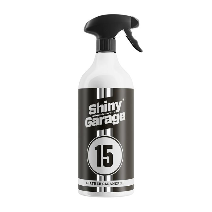 Shiny Garage Leather Cleaner Professional Line 1L