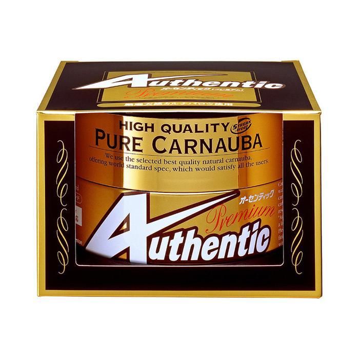 SOFT99 Authentic Premium 200g Carnauba wosk
