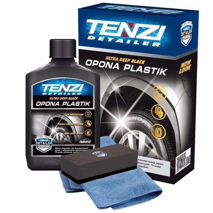 Tenzi Detailer Opona Plastik Mleczko 300ML
