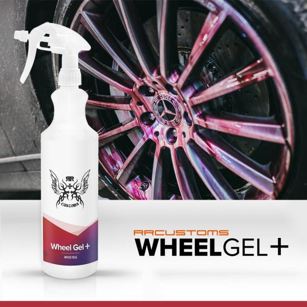 RRC Wheel Gel+ 1L Krwawa Felga